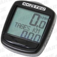 """CONTEC fietscomputer """"C-1200"""" (draadloos) – € 39.95"""